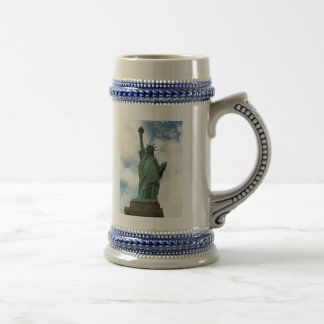 Statue of Liberty Beer Steins