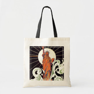 Statue of Liberty Budget Tote Bag