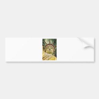 Statue of Liberty Bumper Sticker