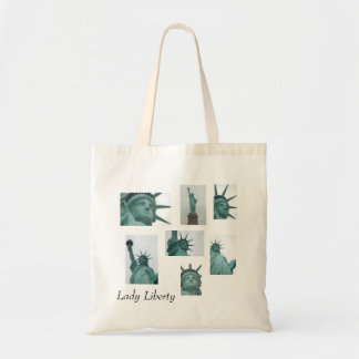 Statue of liberty Canvas bag