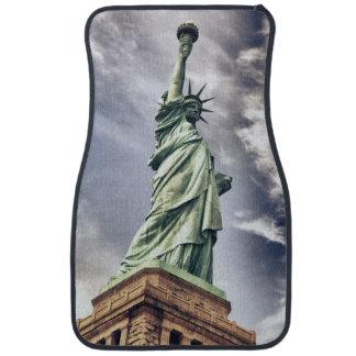 Statue of Liberty car floor mats