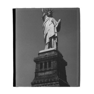 Statue of Liberty iPad Folio Case