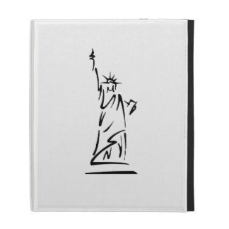 Statue of Liberty iPad Case