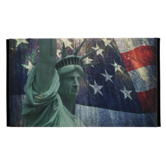 Statue of Liberty iPad Cases