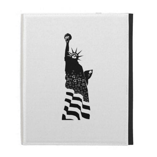 Statue of Liberty iPad Cases