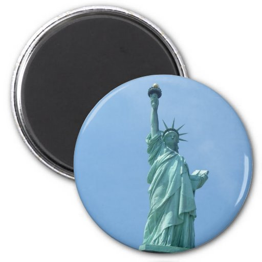 Statue of Liberty - Closeup Magnet
