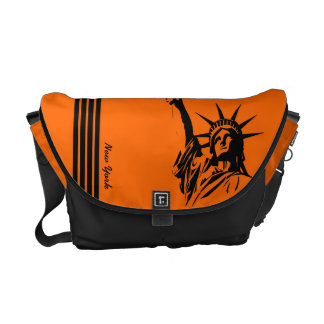 Statue of Liberty Commuter Bag