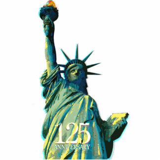 Statue of Liberty Cutout Sculpture Photo Cut Outs