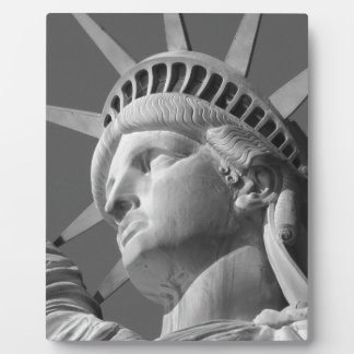 Statue of Liberty Display Plaque
