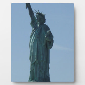 Statue of Liberty Display Plaques