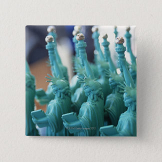 Statue of Liberty Doll 15 Cm Square Badge