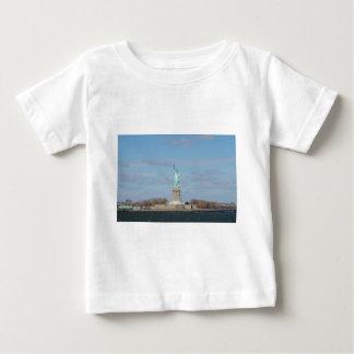 Statue Of Liberty Ellis Island Baby T-Shirt