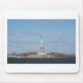 Statue Of Liberty Ellis Island Mouse Mat