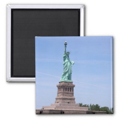 Statue of Liberty - Full View Magnet