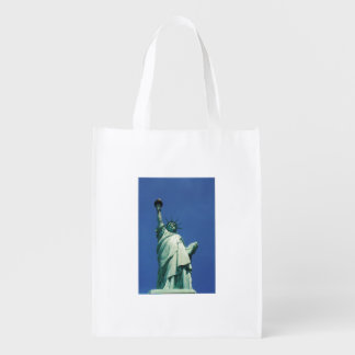 Statue of Liberty Grocery Bag