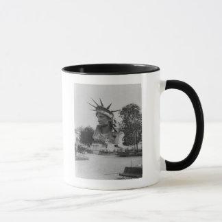 Statue of Liberty Head - Paris Park Mug