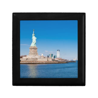 Statue of Liberty, Hudson River and Manhattan Gift Box
