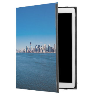 "Statue of Liberty, Hudson River and Manhattan iPad Pro 12.9"" Case"