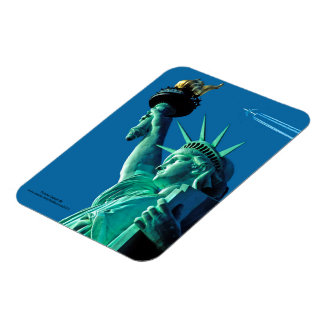 """Statue of Liberty image for 3""""x4"""" Photo-Magnet Rectangular Photo Magnet"""