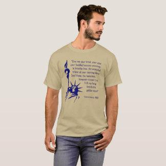 Statue of Liberty Inscription T-Shirt