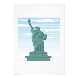 Statue Of Liberty Announcements