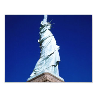 Statue of Liberty Personalized Announcement