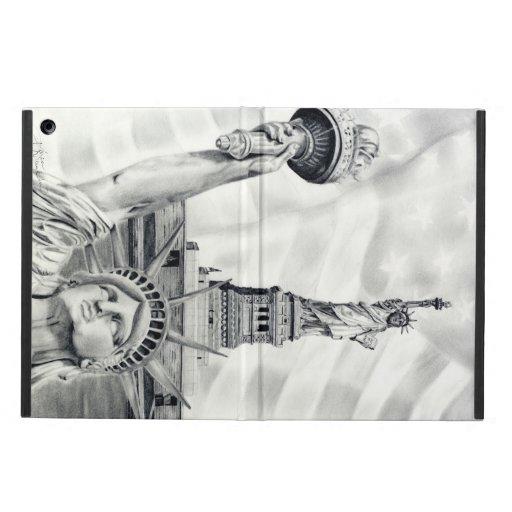 Statue of Liberty iPad Air Case