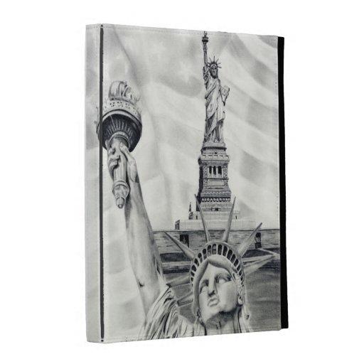 Statue of Liberty iPad Caseable Case iPad Case