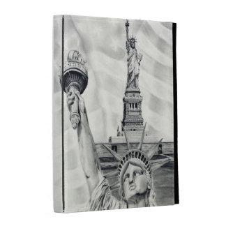 Statue of Liberty iPad Caseable Case iPad Folio Cases