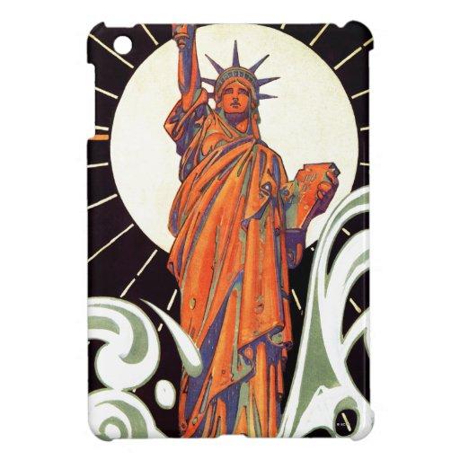 Statue of Liberty Cover For The iPad Mini