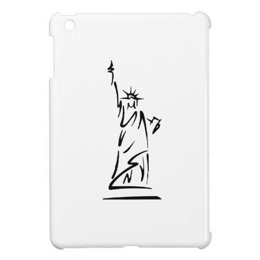 Statue of Liberty iPad Mini Cases