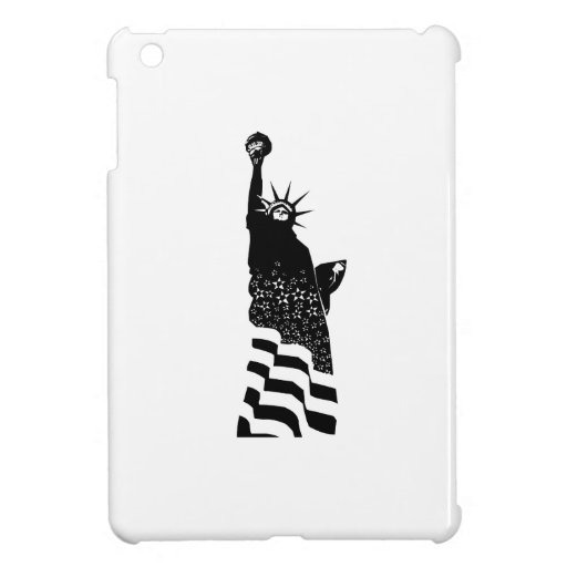 Statue of Liberty Case For The iPad Mini