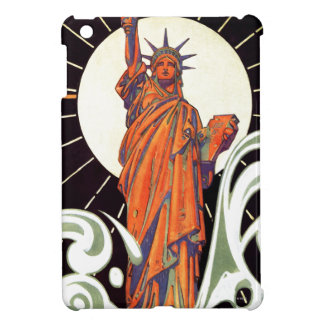 Statue of Liberty iPad Mini Cases