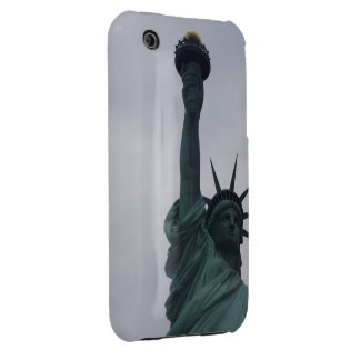 Statue Of Liberty Iphone Case iPhone 3 Case-Mate Cases