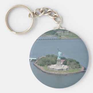 Statue of Liberty Key Chain