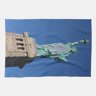Statue of Liberty Kitchen Towel