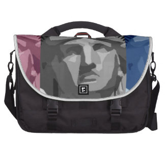 Statue of Liberty Laptop Bags