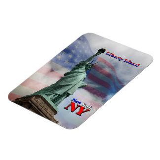 Statue of Liberty ~ Liberty Island, NY Rectangular Photo Magnet