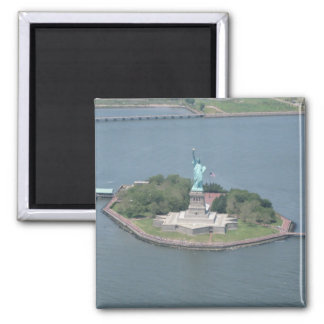 Statue of Liberty Maganet Square Magnet