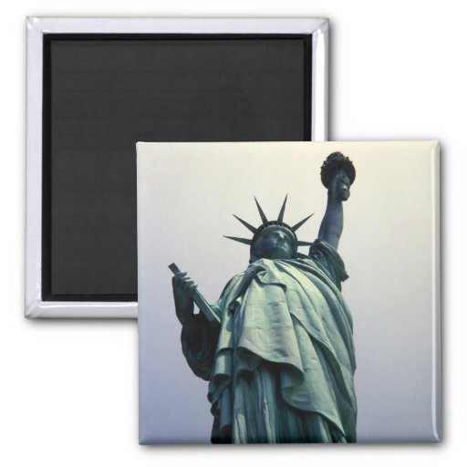 Statue of Liberty magnet