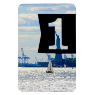 Statue of Liberty Magnet Rectangle Magnets