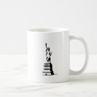 Statue Of Liberty Coffee Mugs