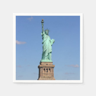 Statue of Liberty Napkins Disposable Napkins