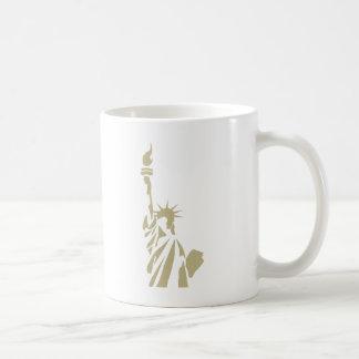 Statue of Liberty - New Colossus Patriotic Poem Coffee Mug