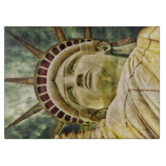 Statue of liberty, New York Cutting Boards