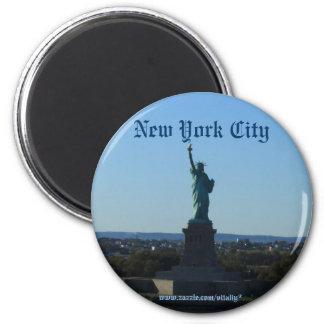 Statue of Liberty New York City magnet design