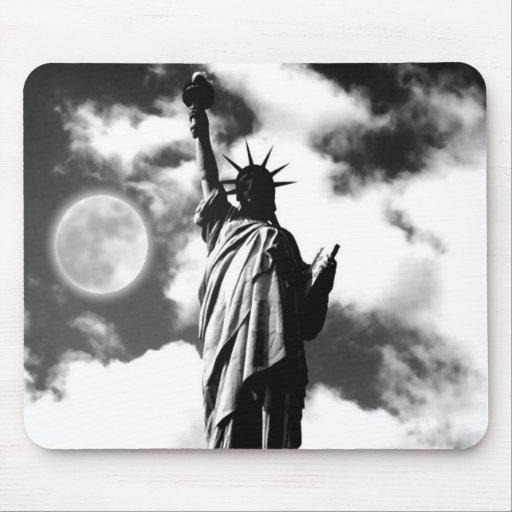 Statue of Liberty New York City Mousepads