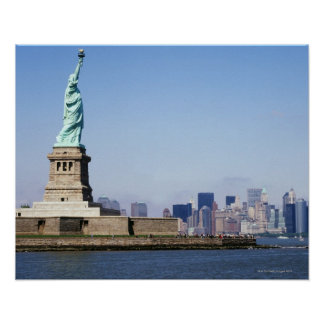 Statue of Liberty, New York City, New York Poster