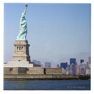 Statue of Liberty, New York City, New York Tile