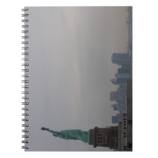 Statue of Liberty - New York City Notebook